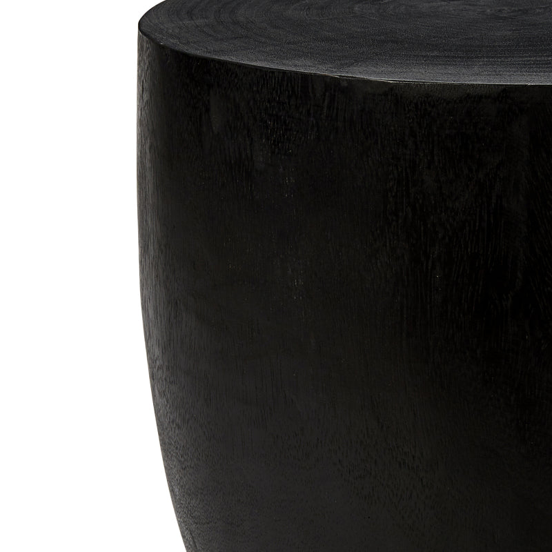 Lana Side Table detail black