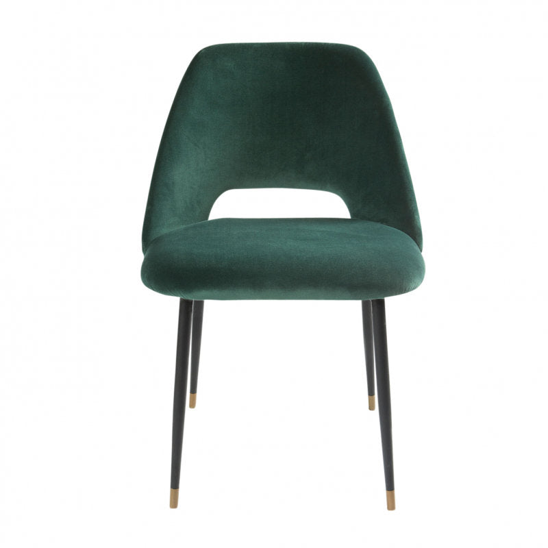 Germain Dining Chair emerald