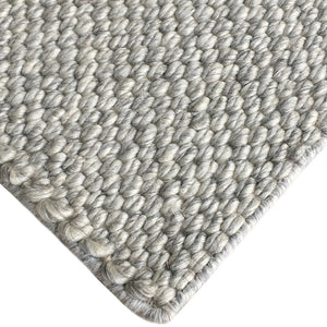 Drake Floor Rug colour pebble