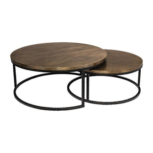 Malay Nested Coffee Table