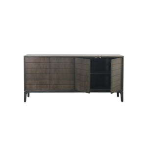 Max Sideboard open door