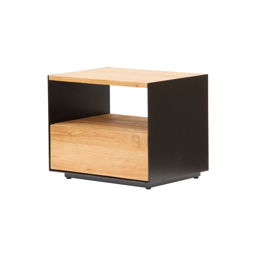 Noah Geox Bedside Table side