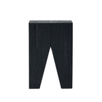Logan Stool black
