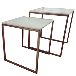 Atlas Nested Side Tables