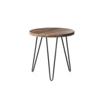 Logan Round Side Table