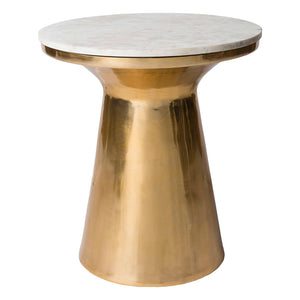 Dale Marble Side Table