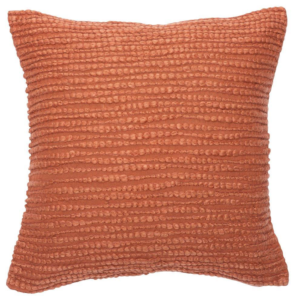 Artisan Cushion tobacco colour