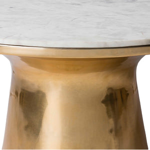 Dale Marble Coffee Table detail
