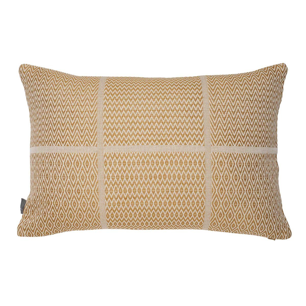 Honning Rectangle Cushion mustard