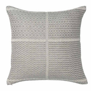 Honning Square Cushion silver