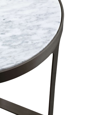 Julius Side Table black detail