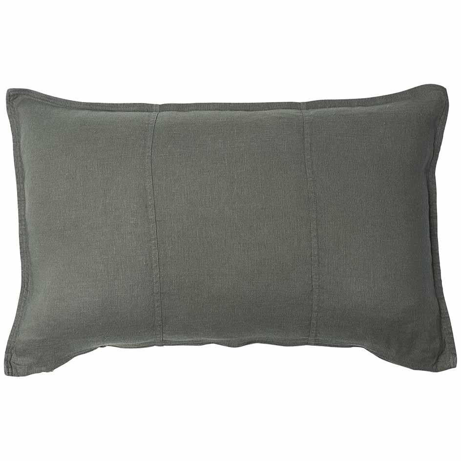 Luca Rectangle Cushion khaki