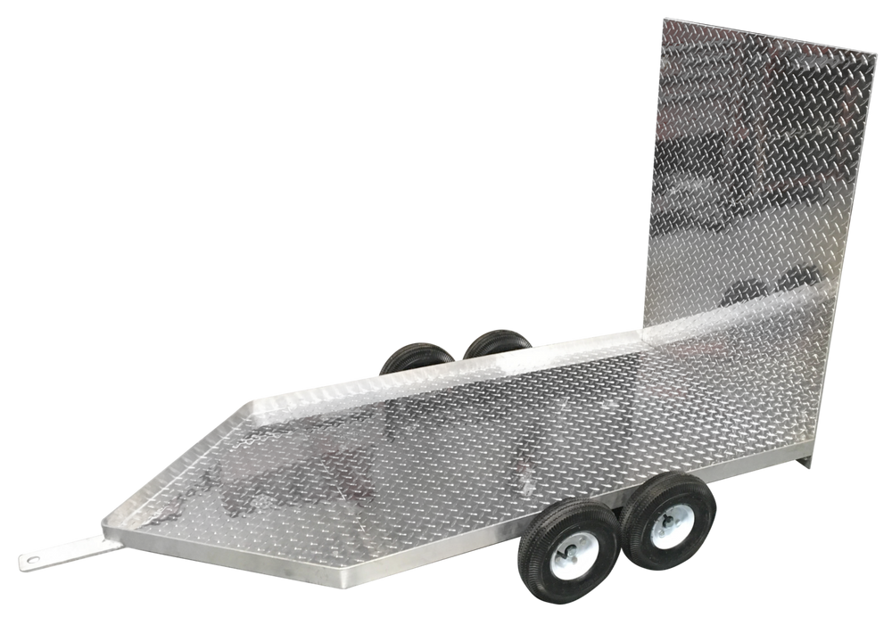 Custom Made Diamond Trailer For Ride-On Vehicles