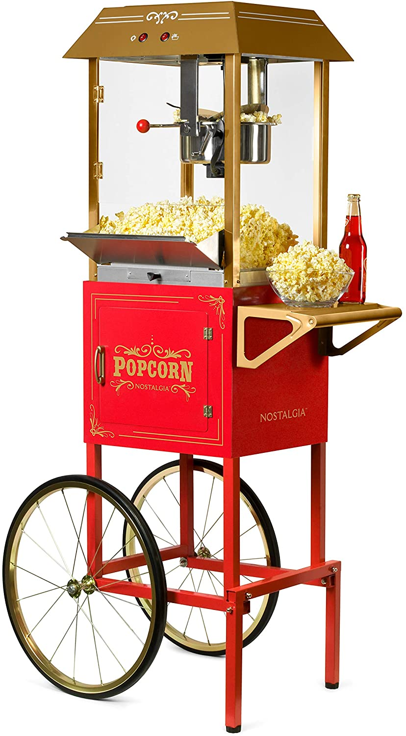 Pop Corn Stand for Party Rentals