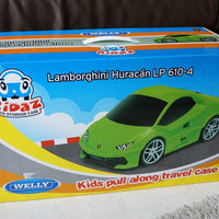 Lamborghini Huracán Kid's Carry-On Luggage