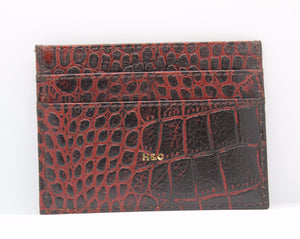 H&C Signature Card Holder