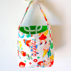 Kids Bag - Candy Shop fabric