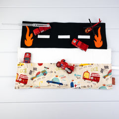 Fire Engine Playmat
