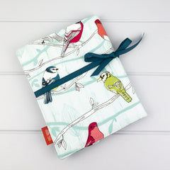 Pencil Wrap - Birds on Branches fabric