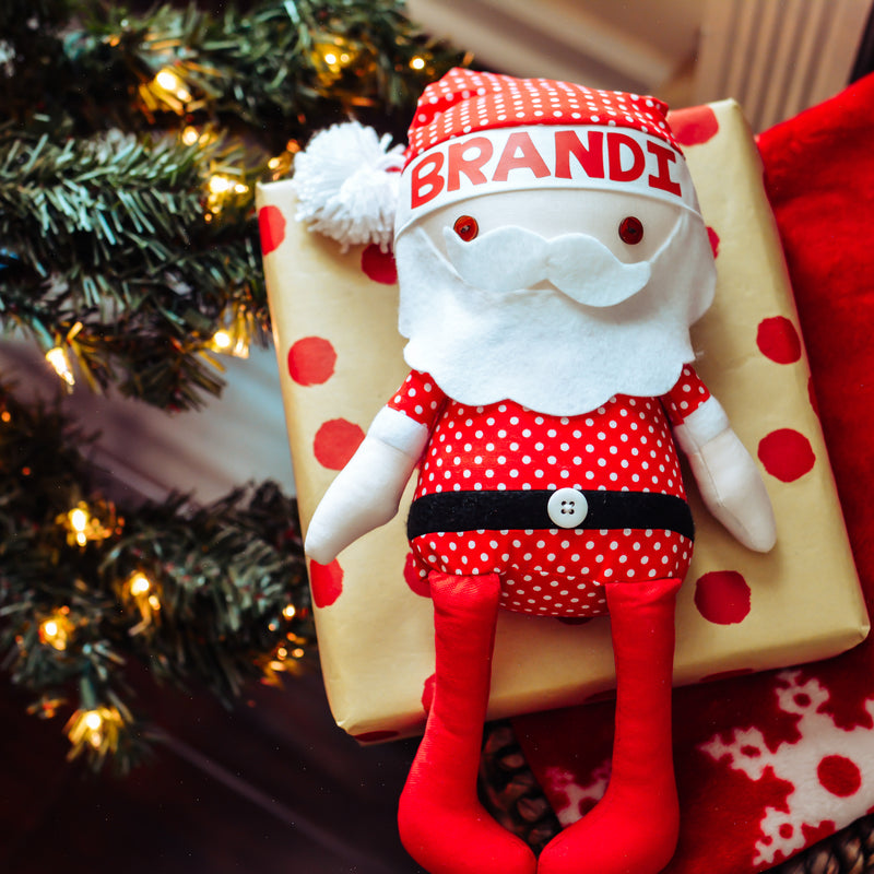 Personalised Christmas Santa