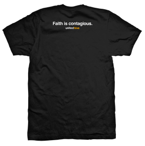 MEN'S LOGOMARK T-SHIRT (FAITH IS CONTAGIOUS EDITION)