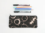 Eclipse Black Pencil Case - Starlight Bags