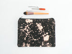Bleach Black Cosmetic Bag - Starlight Bags