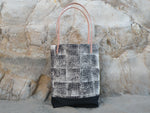 Block Stitch Tote Bag - Starlight Bags
