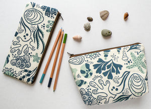 Tide Pool Pencil Case - Starlight Bags