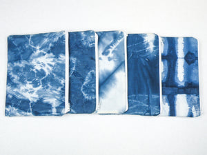 Shibori Cosmetic Bag