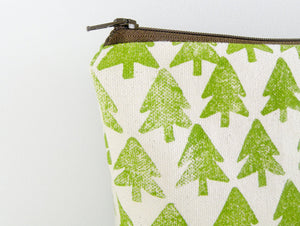 Evergreen Forest Pencil Case - Starlight Bags