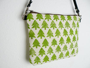 Evergreen Forest Tiny Crossbody Purse - Starlight Bags