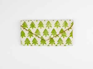 Evergreen Forest Wallet - Starlight Bags
