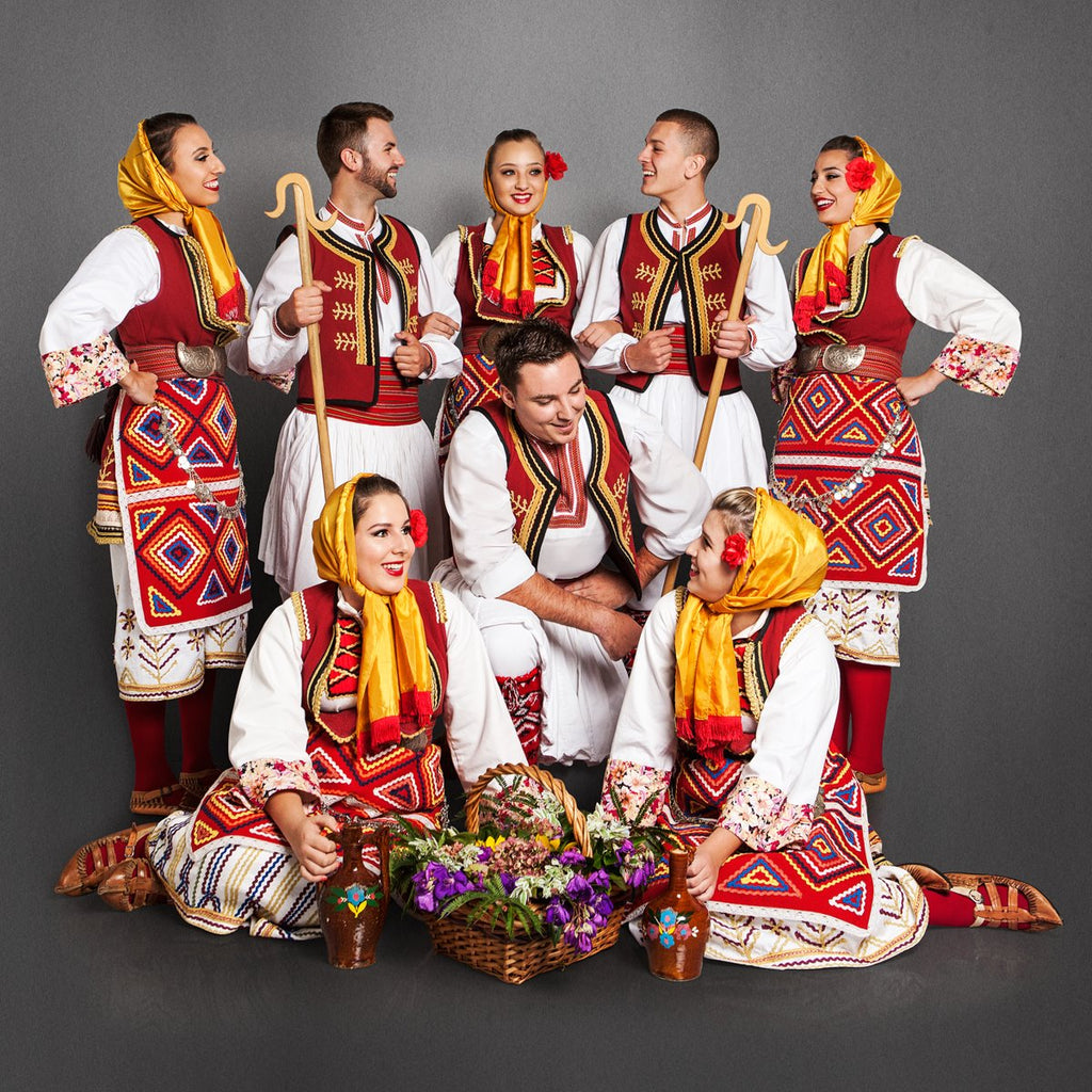 Come along and enjoy a night of Macedonian entertainment