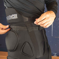 Hockey referee girdle force krome side