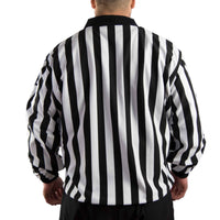 Hockey Referee Jersey Force Pro Linesman Back