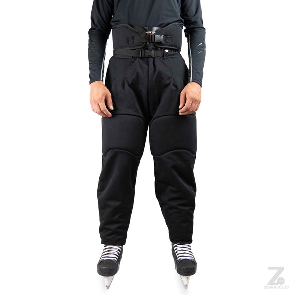 Spartan spark hockey referee pants padded