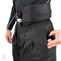 Stevens hockey referee pants padded side