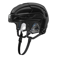 black warrior covert px2 hockey referee helmet