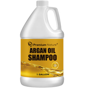 Argan Oil Shampoo by Premium Nature