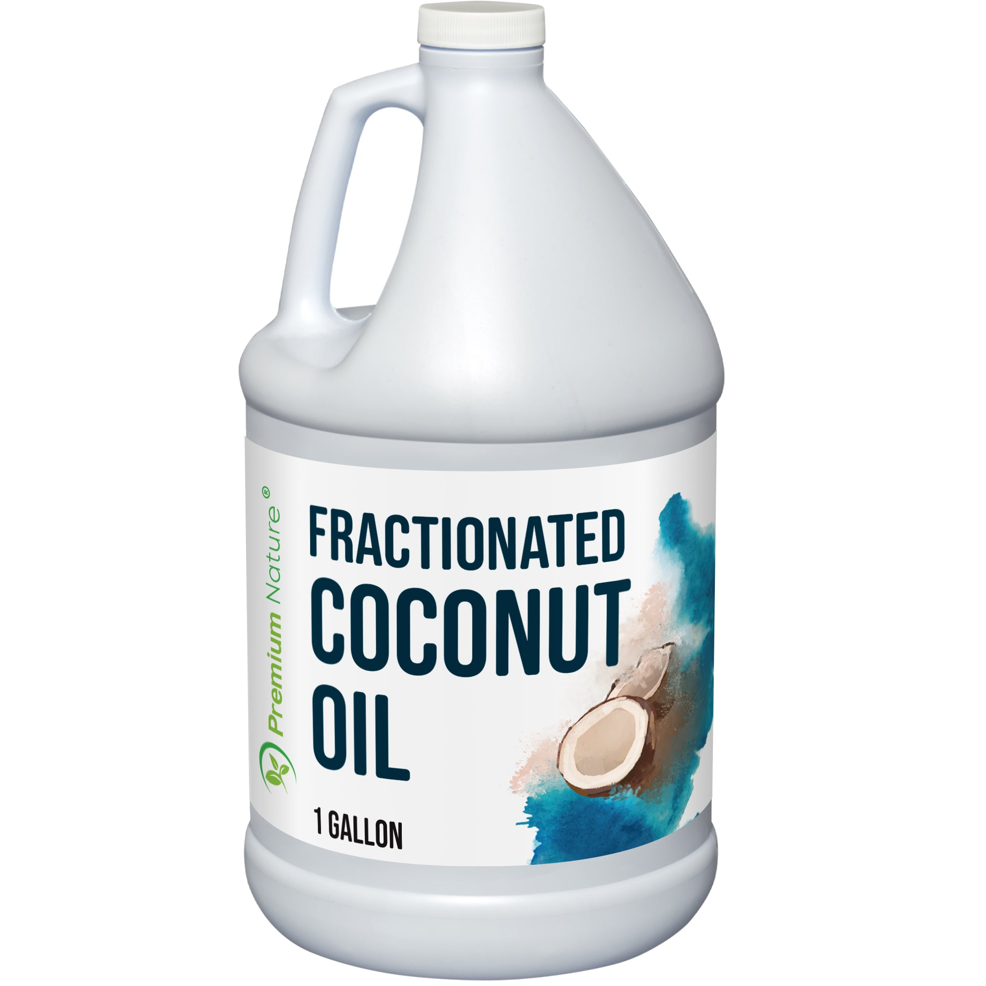 Fractionated Coconut Oil, 1 Gallon