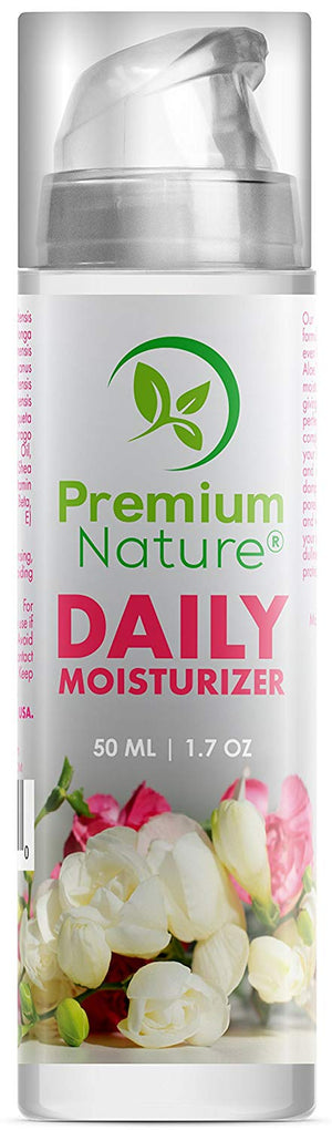 Daily Face Moisturizer by Premium Nature