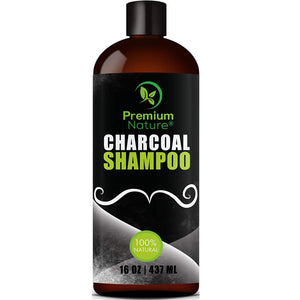 Charcoal Shampoo by Premium Nature