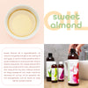 Sweet Almond Oil by Premium Nature