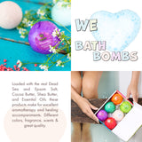 Toy Bath Bombs by Premium Nature