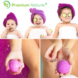 Kids Bath bombs Premium Nature