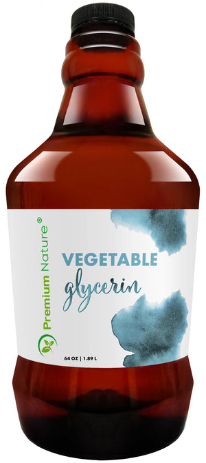 Vegetable Glycerin 64 ozPremium Nature
