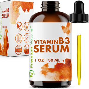 Vitamin B3 Serum by Premium Nature