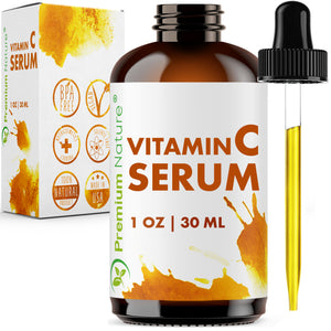 Vitamin C Serum by Premium Nature