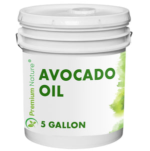 Avocado Seed Oil - 5 gallons